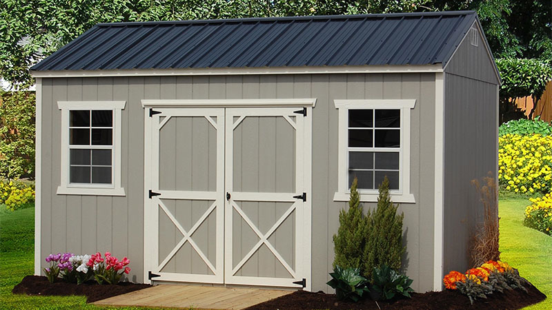 If You Need A Little Extra Space In Asheville, Come And Check Out Our  Selection Of Storage Sheds.